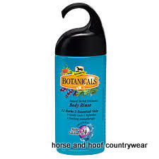 Absorbine Bontanicals Body Rinse 251ml