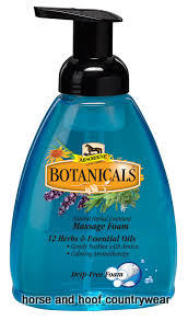 Absorbine Bontanicals Massaging Foam 473ml