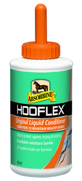 Absorbine Hooflex Liquid Conditioner with Brush