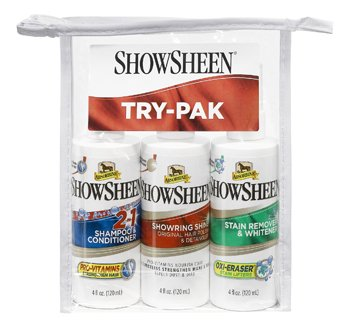 Absorbine  ShowSheen Try-Pak