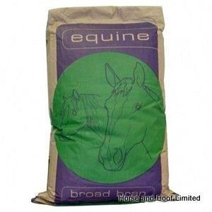 ADM Milling Broad Equine Wheat Bran Horse Feed 20kg