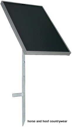 Agrifence 8w Solar Panel and Mount for DP units