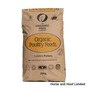 Allen & Page Organic Feed Company Grower/Finisher Pellets Poultry Food 5kg