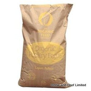 Allen & Page Organic Feed Company Layers Pellets Poultry Food 5kg