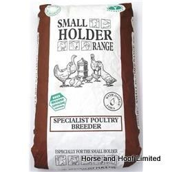 Allen & Page Small Holder Range Specialist Poultry Breeder Pellets Poultry Food 20kg