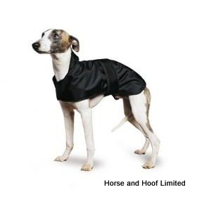 Ancol Whippet Coat - Black