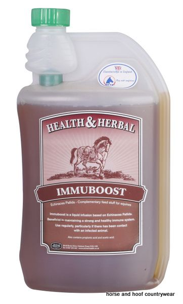 Animal Health Company Immuboost
