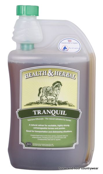 Animal Health Company Tranquil E