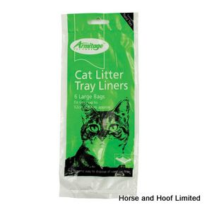 Armitage Litter Tray Liners - Large