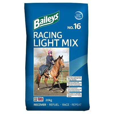 Baileys No.16 Racing Light Horse Feed 20kg