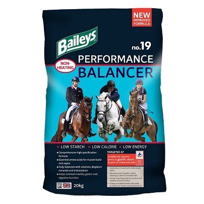 Baileys No.19 Performance Balancer Horse Feed 20kg