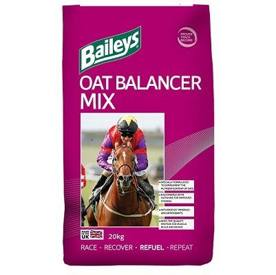 Baileys Oat Balancer Mix Horse Feed 20kg