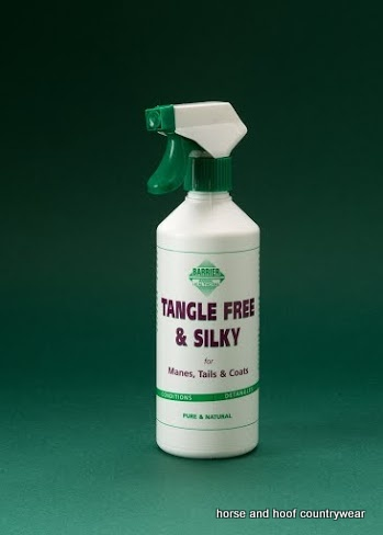 Barrier Tangle Free and Silky