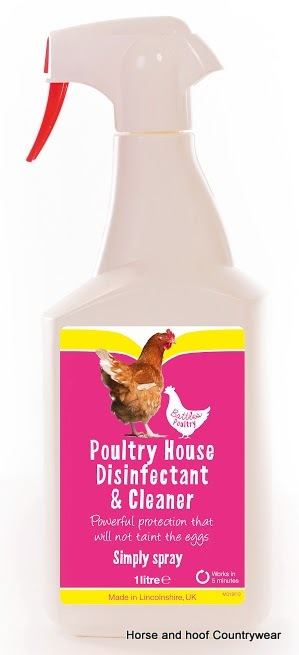 Battles Poultry House Disinfectant & Cleaner