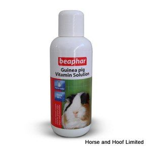 Beaphar Guinea Pig Vitamin Solution 6 x 100ml