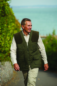 Bisley - Cotton Bodywarmer