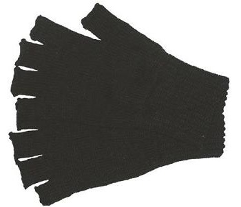 Bisley Fingerless Gloves