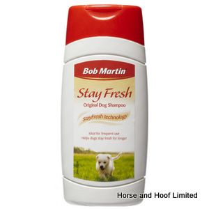 Bob Martin Stay Fresh Original Dog Shampoo 6 x 250ml