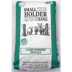BOCM Pauls Ewbol Winter Lamb Finisher Pellets Feed 25kg