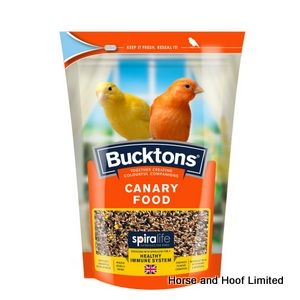 Bucktons Canary Food Pouch 500g