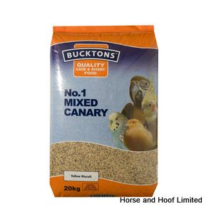 Bucktons No.1 Canary Feed 20kg