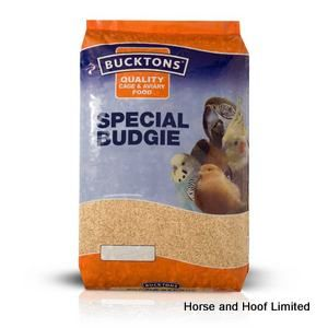 Bucktons Special Budgie Feed 20kg