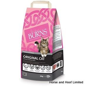 Burns Original with Chicken & Brown Rice Cat Food 5kg