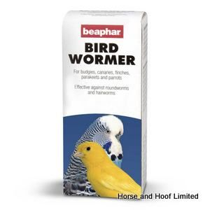 Caged Bird Wormers
