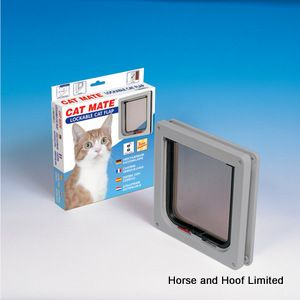 Cat Mate Cat Flap 2 Way Locking Cat Flap - Small