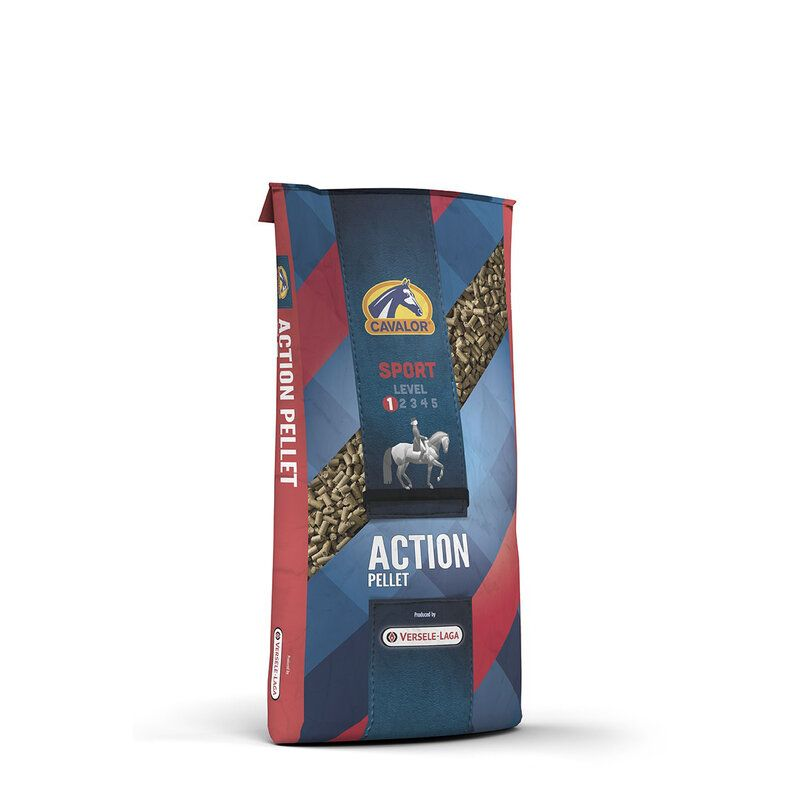 Cavalor Action Pellet Horse Feed 20kg