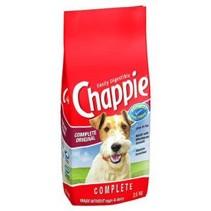 Chappie Beef & Cereal Dog Food