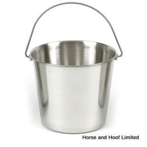 Classic Stainless Steel Pail