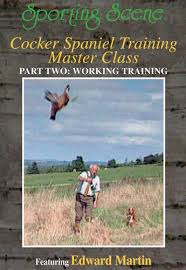 Cocker Spaniel Training Master Class - Part 2 - Working Training