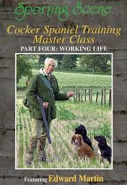 Cocker Spaniel Training Master Class - Part 4 - Working Life