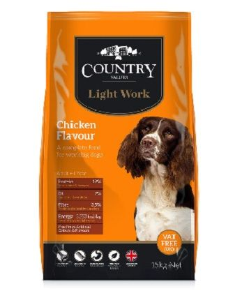 Country Value Chicken Dog Food 15kg