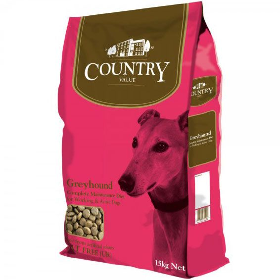 Country Value Greyhound Food 15kg