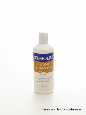 Dermoline Herbal Shampoo