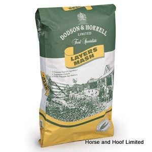 Dodson & Horrell Layers Mash Poultry Food 20kg