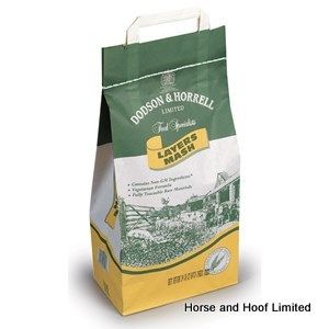 Dodson & Horrell Layers Mash Poultry Food 5kg