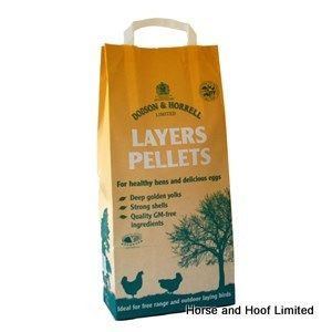 Dodson & Horrell Layers Pellets Poultry Food 5kg