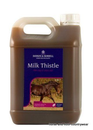 Dodson & Horrell Milk Thistle Liquid