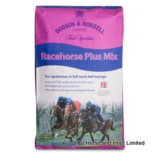 Dodson & Horrell Racehorse Plus Mix Horse Feed 20kg