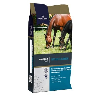 Dodson & Horrell Stud Cubes Horse Feed 20kg