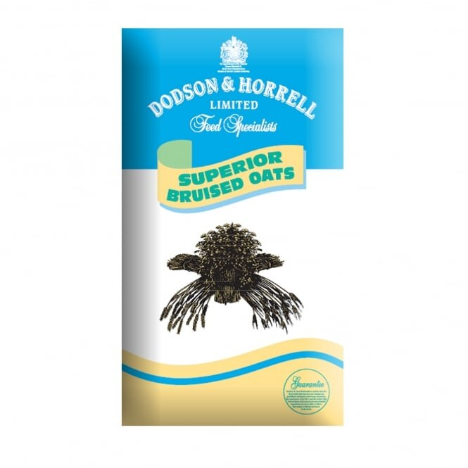 Dodson & Horrell Superior Bruised Oats Horse Feed 20kg