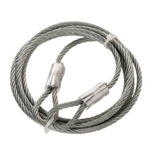 Double Loop Security Cord-5ft