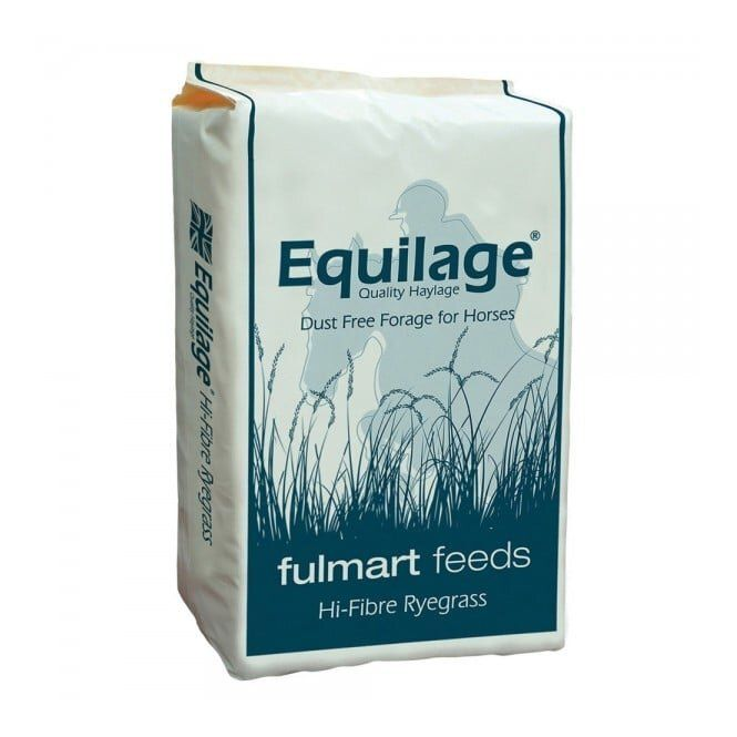 Equilage Hi-Fibre Ryegrass Horse Feed 23kg