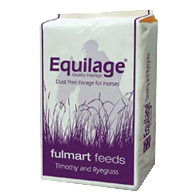 Equilage Timothy & Ryegrass Horse Feed 23kg
