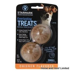 Everlasting Groovy Ball Chicken Treat For Dogs - Small