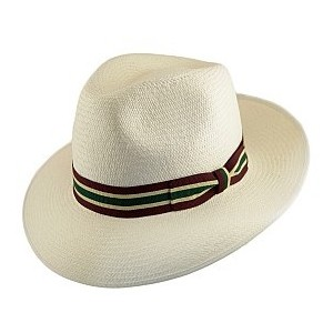 Failsworth Paper Straw Hat - Natural