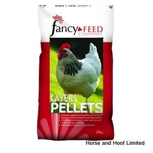 Fancy Feeds Layers Pellets Food 20kg